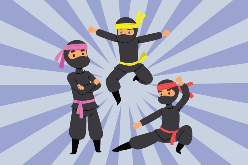 Ninja Training Classes